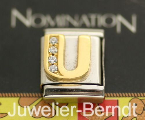 Nomination BIG Element Buchstabe U