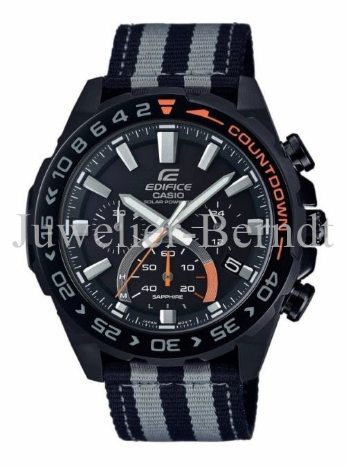 Casio Edifice Herren Chrono EFS-S550BL-1AVUEF