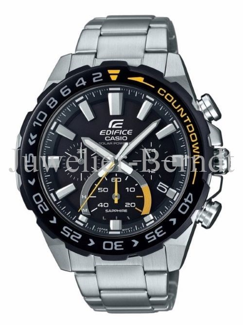 Casio Edifice Herren Chrono EFS-S550DB-1AVUEF