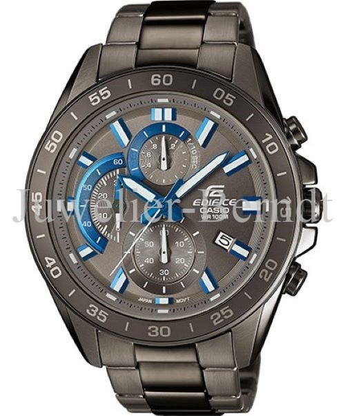 Casio Edifice Herren Chrono EFV-550GY-8AVUEF