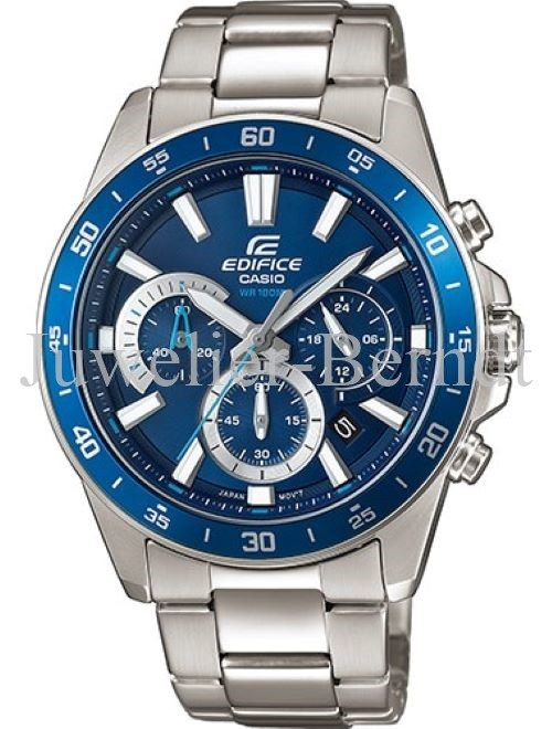 Casio Edifice Herren Chrono EFV-570D-2AVUEF
