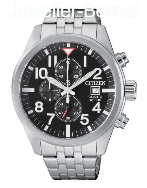 Citizen Basic Herren Chrono AN3620-51E